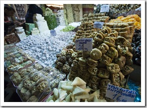 Dried figs in the Spice Bazaar