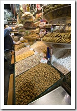 Nuts in the Spice Bazaar