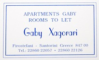 Gaby's Apartments
