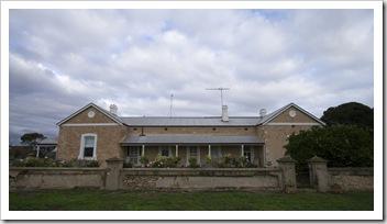 Navan Homestead on Yorke Peninsula (Ed and Rebecca Brown's house)