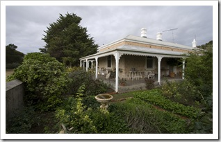 Ian and Margaret Brown's home on Yorke Peninsula