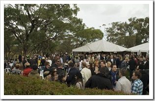 d'Arenberg Winery at the McLaren Vale Sea and Vines Festival