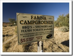 Farina Campgrounds