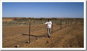 The dingo fence: the longest man-made structure on the planet