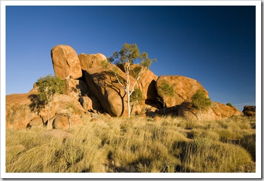 The Devil's Marbles