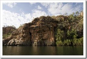 Katherine Gorge's first gorge