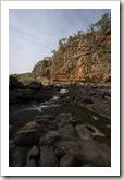 Katherine Gorge's third gorge