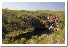 Leliyn's upper falls