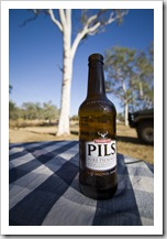 The best thing in the world at around 4:00PM in The Outback