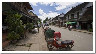 Luang Prabang's old town