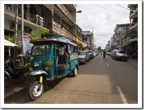Central Vientiane