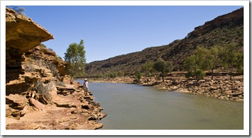 The Loop Walk in Kalbarri National Park