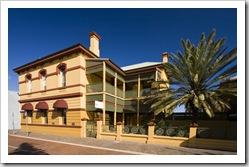 Geraldton's city centre