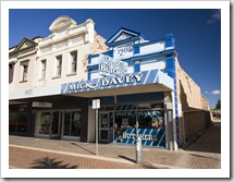 Geraldton's city centre