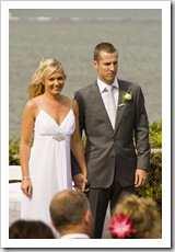 Jarrod and Stacey's Wedding: Stacey and Jarrod