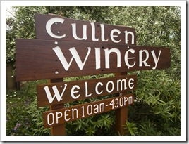 Cullen Winery