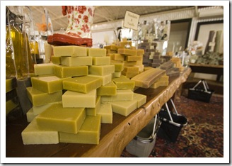 The Natural Olive Oil Soap Factory