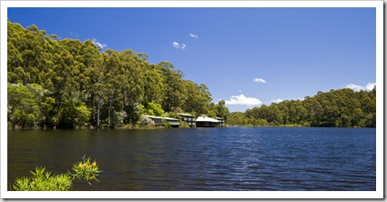 Luxury accommodation at Karri Valley Resort on the edge of Beedelup National Park