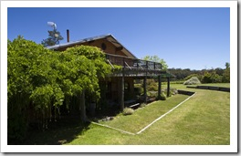 Mountford Winery near Pemberton