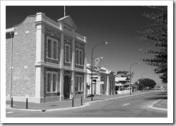 Cowell's main street