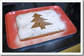 Lisa's ginger cake for Christmas