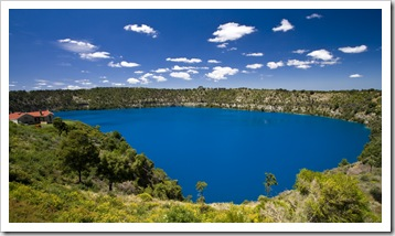 Mount Gambier's Blue Lake
