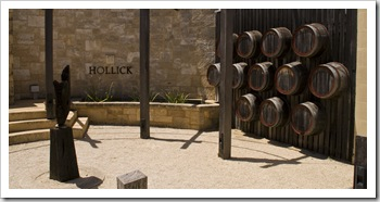 Hollick Winery