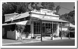 Harrow's general store