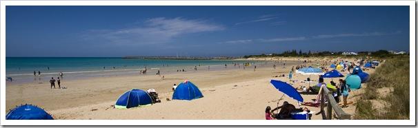 Apollo Bay's beach