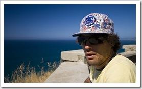 Chris at Cape Patton