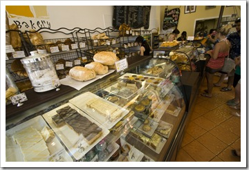 One of the bakeries in Lorne