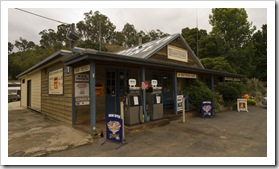 The quaint Dargo General Store
