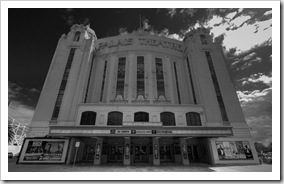 The Palace Theatre in Saint Kilda