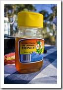 Local Leatherwood honey