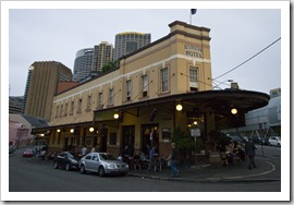 The Australian Hotel