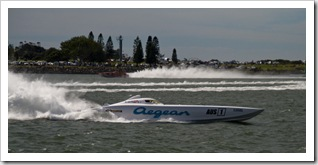 Powerboats in Newcastle