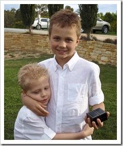 Olly and Jordan