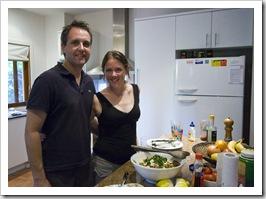 Matt and Anna