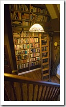 Branell Homestead: the library