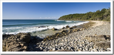 Tea Tree Bay in Noosa National Park