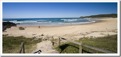 Beautiful Alexandria Bay in Noosa National Park
