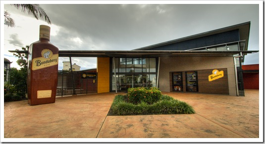Bundaberg Distillery