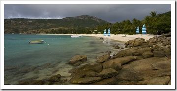 Anchor Bay and Lizard Island Resort