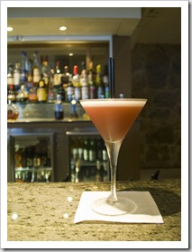 Lisa's French Martini