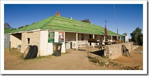 The Royal Hotel in Bedourie