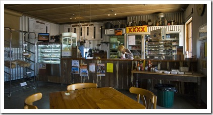 The Birdsville Bakery