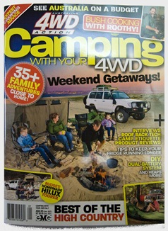 Camping With Your 4WD
