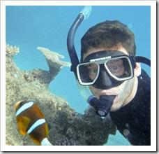 Snorkeling at Mermaid Bay